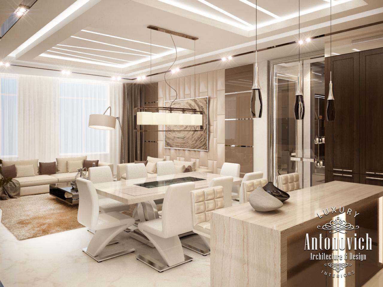 Kitchens dubai from antonovich design - Interior Design Dubai From Luxury Antonovich Design