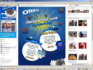 Oreo T-Card