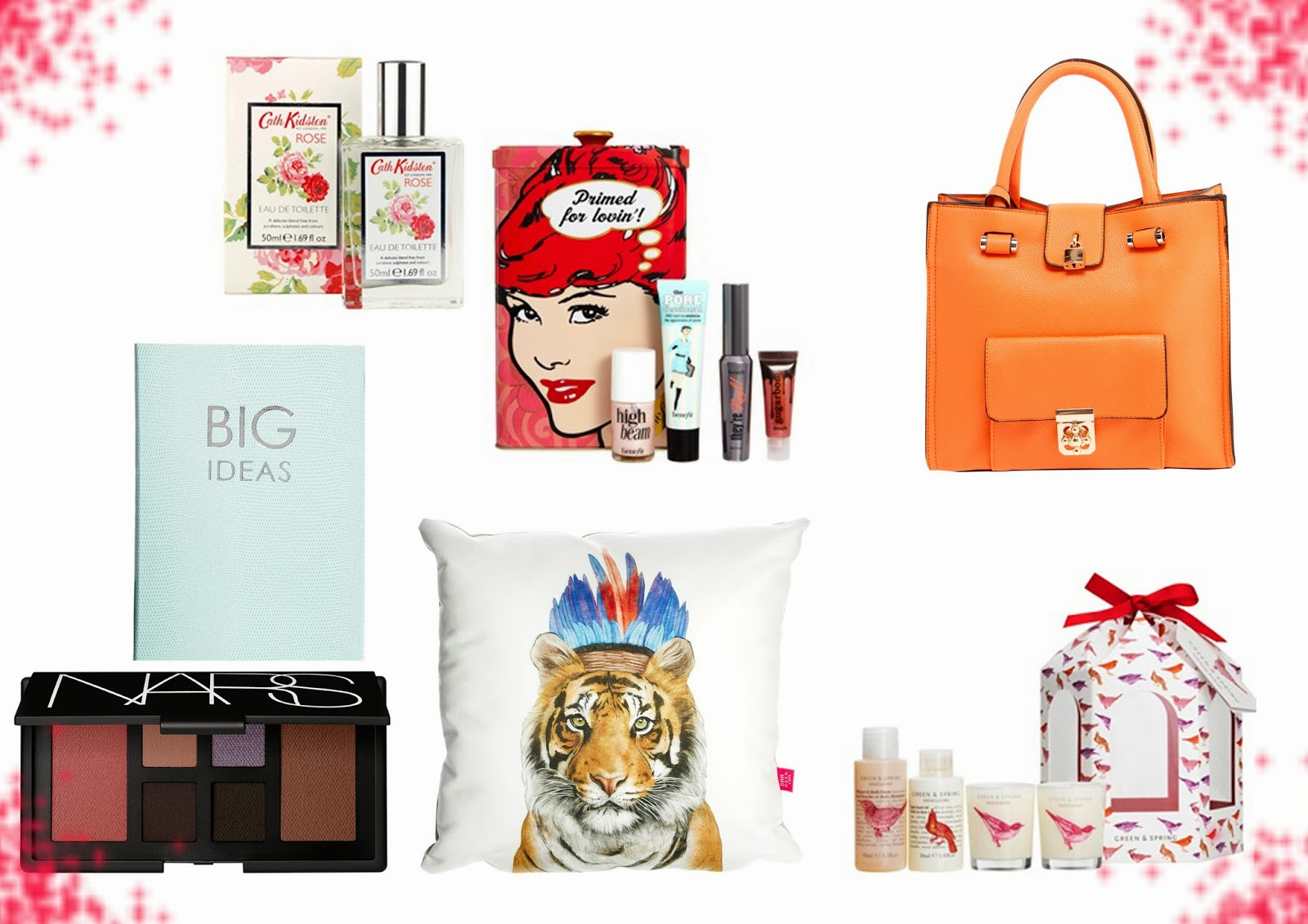 Christmas Gift Guide For Her - Asos / Boohoo | ABIGAIL KEMPLES