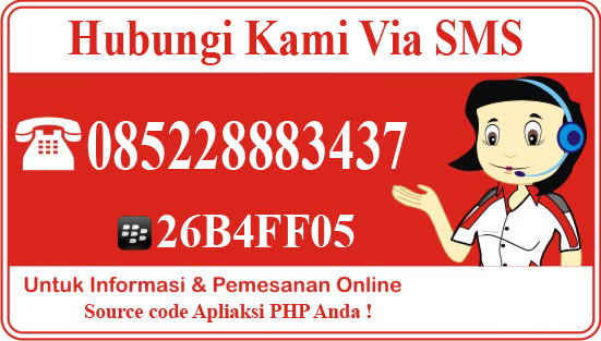Pesan Source code