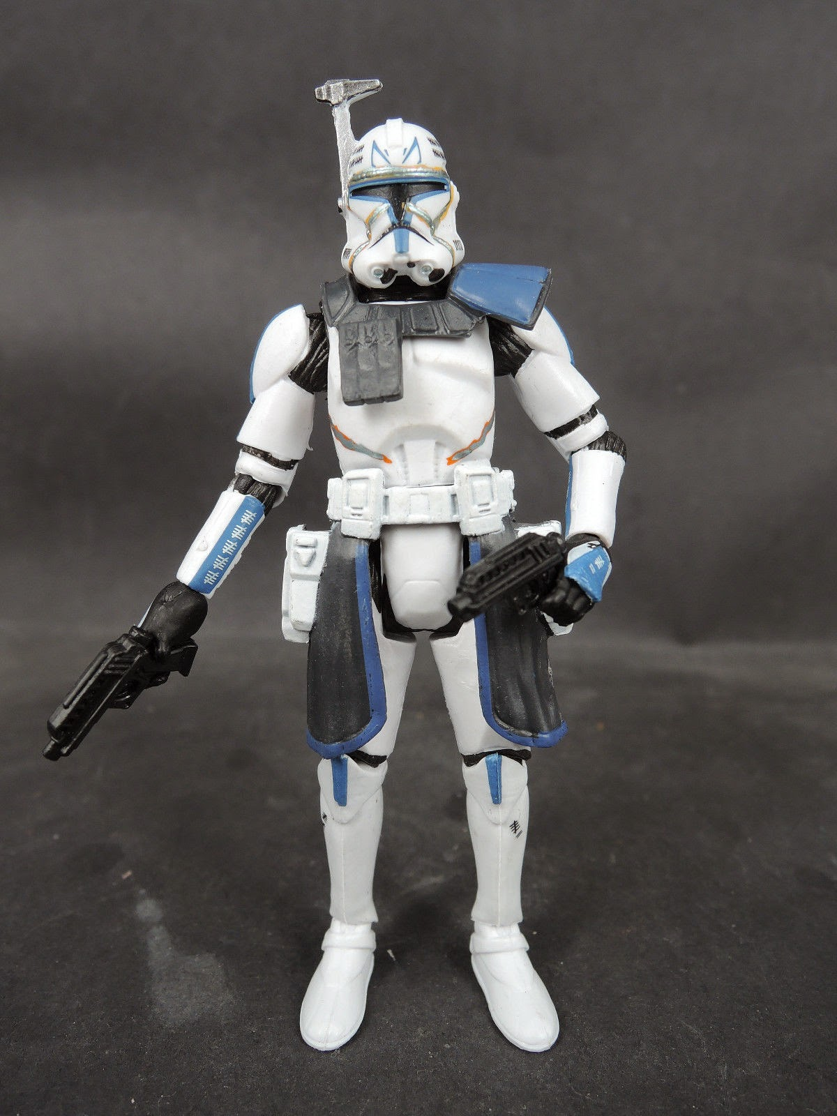 Star Wars The Black Series Clone Wars Captain Rex loose 2015 E7 wave 7