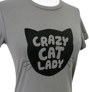 funny cat shirts crazy cat lady