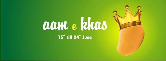 Aam-e-Khas Mango Festival at S-18, Radisson Blu Hotel, Noida