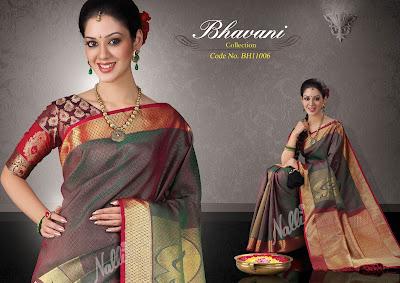 Nalli Bhavani Collections