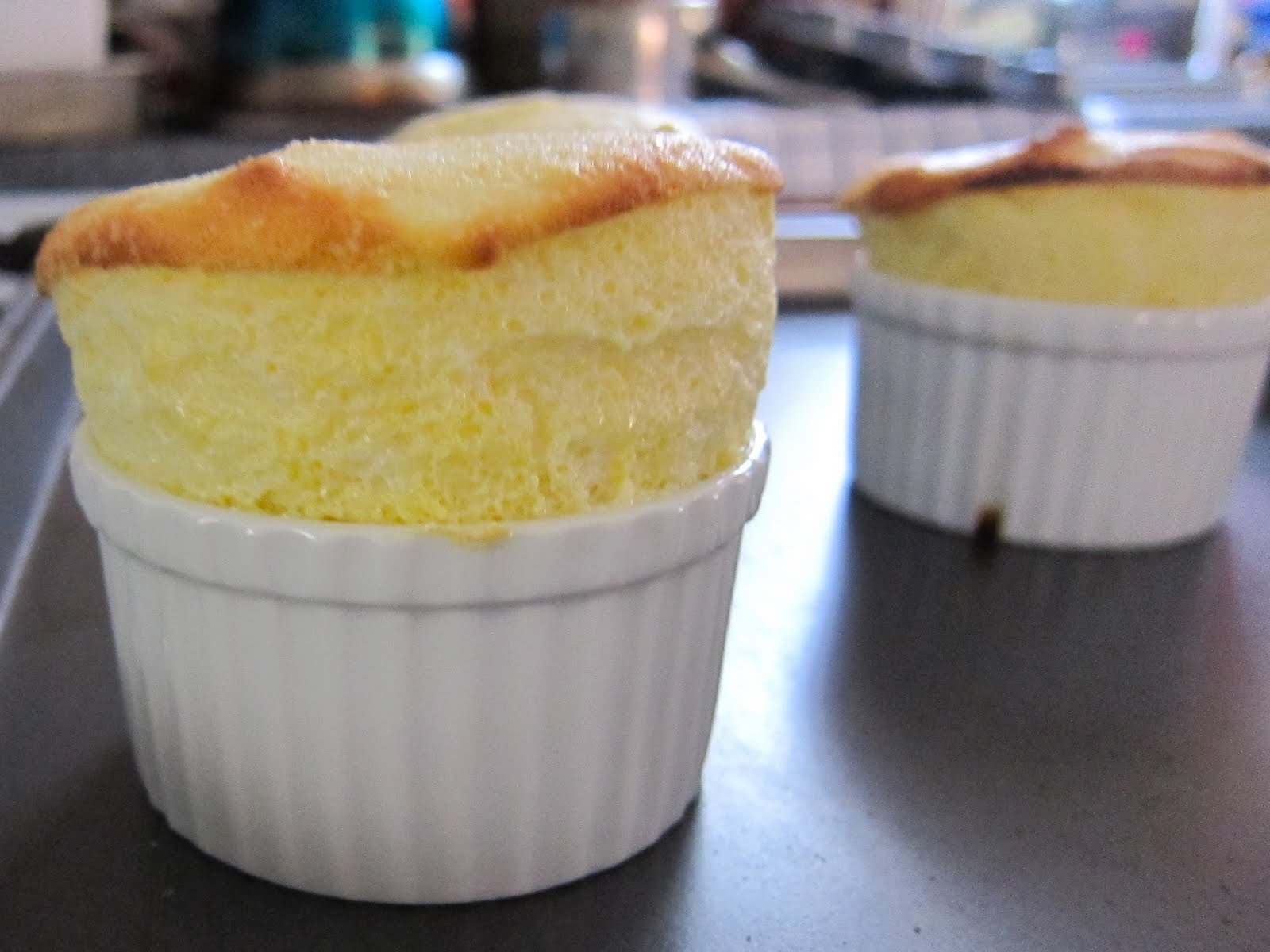 Goat Cheese Souffles for Two: (Recipe adapted from David Lebovitz to ...