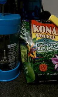 Vitacost-Kona coffee
