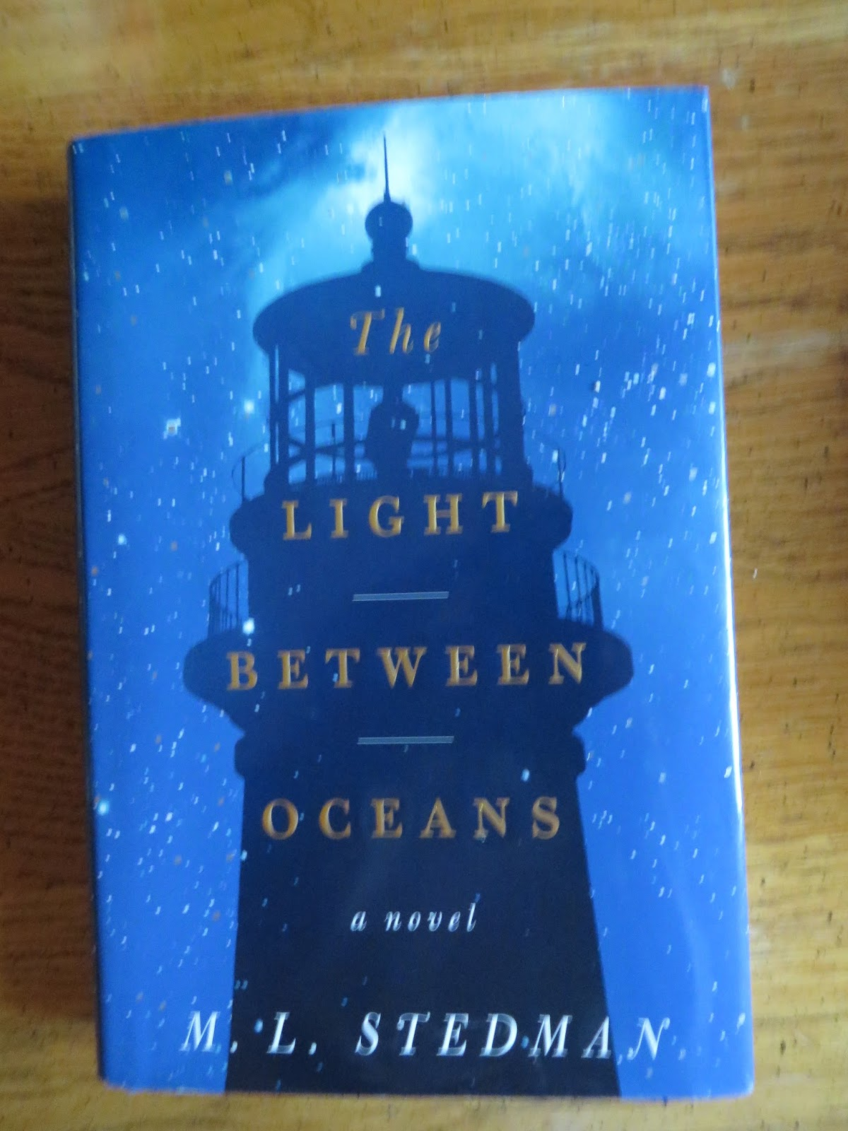 The Light Between Oceans Is A Mesmerizing Debut Novel Written By Australian  Born Author M.L.(Margot) Stedman. The Story Is Set On A Tiny Island Off The  ...