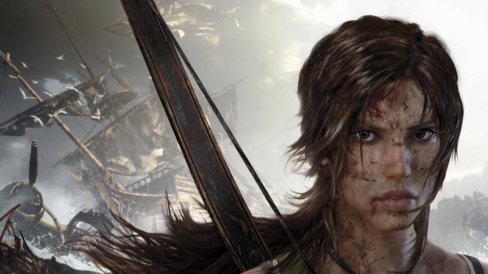 Tomb Raider sortie mars 2013 : Jaquette dévoilé  CompositeTR