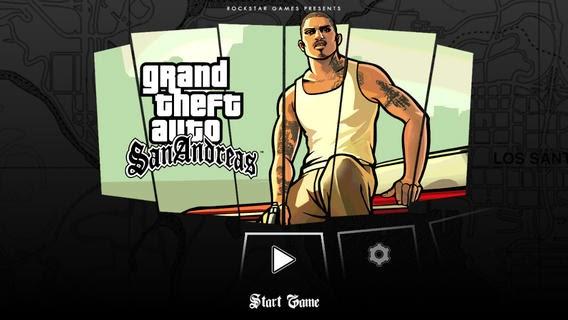Download Game GTA San Andreas Apk+Data Untuk Android