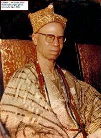 Chief Joseph O.Lambo(1915-1999)