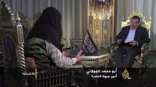 Jabhah Nushrah : Kami tidak akan menargetkan sipil Alawiyah