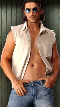 Studio of Celebrity: The Nudes pictures John Abraham body