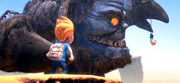 Max The Curse of Brotherhood - Reloaded Screenshot 2