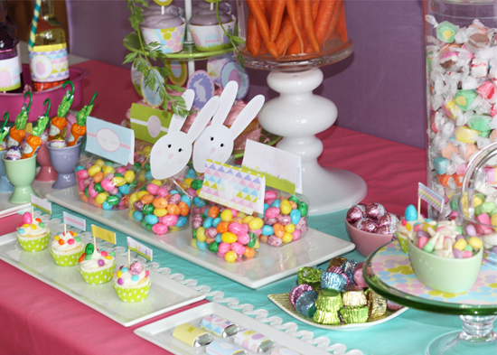 Debbies Delights Childrens Easter Party