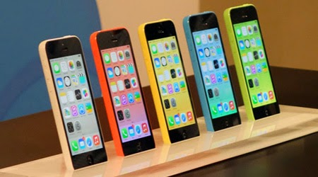 iPhone 5C Already Marketed in 11 Countries