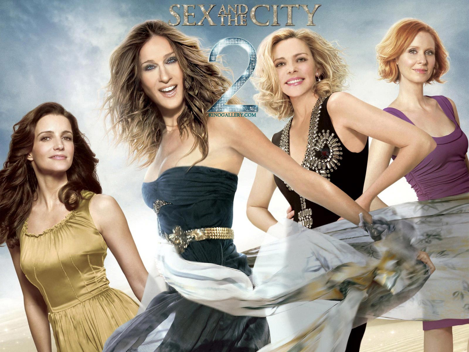 sex and the city 2 storyline