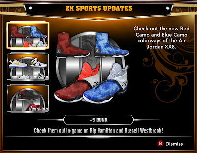 NBA 2K13 PC Official Roster Update - May 3, 2013 + New Shoes