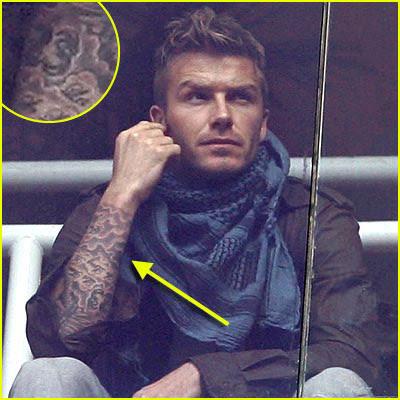 David Beckhammen#39;s hair