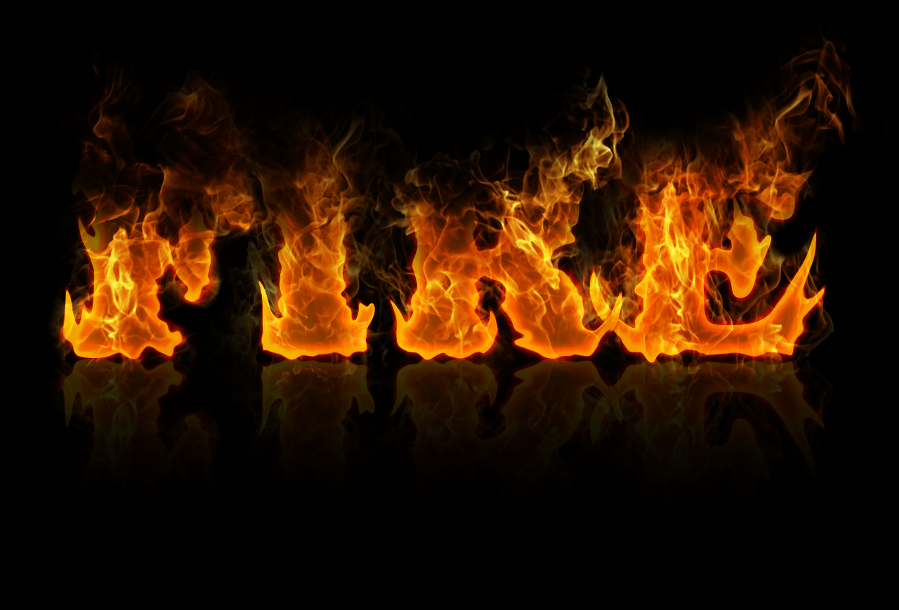 Coding & Photoshop!: FIRE!! Fire