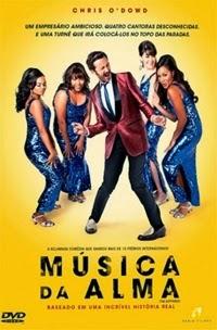 Download - Música Da Alma – DVDRip AVI Dual Áudio + RMVB Dublado ( 2013 )