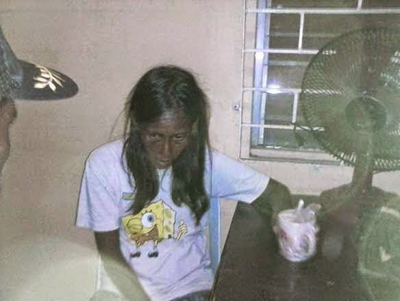 A huge bird transformed into human, and alleged Aswang in Lucena