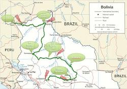 Ruta del Equipo Verde