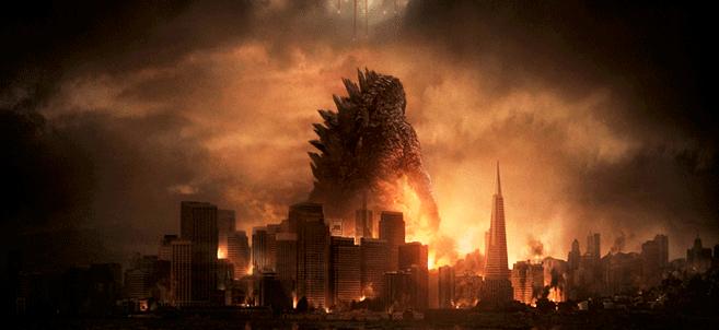 Godzilla | Featurette musical e imagens inéditas do Rei dos Monstros