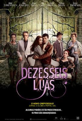 Filme Poster Dezesseis Luas TS XviD & RMVB Dublado