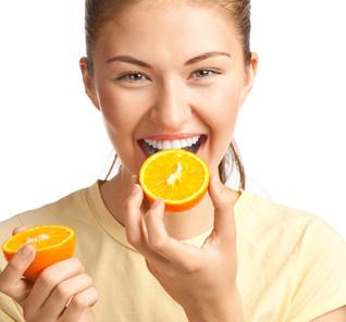 يساهم البرتقال في التخلص من الاكتئاب