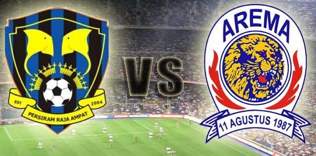 Persiram vs Arema    Bali Island Cup 2015