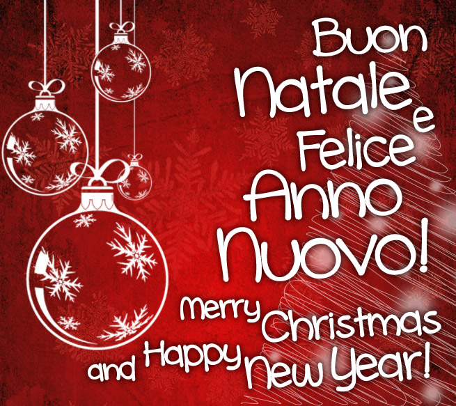 Auguri Di Natale In Dialetto Siciliano.Punto D Incontro Auguri Di Buon Natale E Felice Anno Nuovo