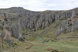 En Cajamarca a 3 510 m.s.n.m.