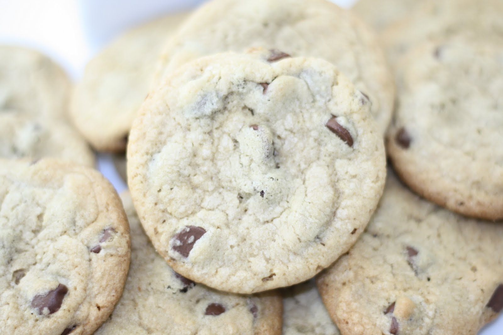 Chocolate chip cookie recipe crisco - Food for health recipes