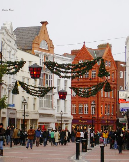 Christmas Around the World: Dublin