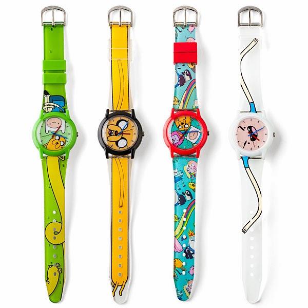 Relojes Hora de Aventura, reloj de Finn, Jake, Dulce princesa ~ Hora ...