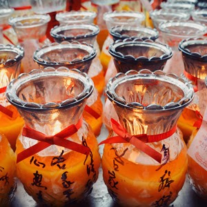 Chinese Candles, Malaysia