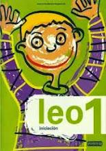 CARTILLA LEO 1 (ED.EVEREST)