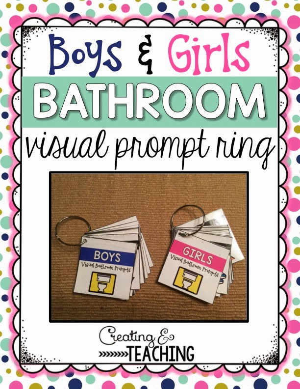 https://www.teacherspayteachers.com/Product/Bathroom-Visual-Prompt-Rings-1693825
