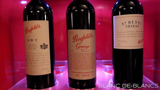 Penfoldsin viinit - www.blancdeblancs.fi