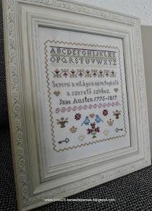 Jane Austen SAL