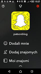 Snapchat :)