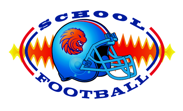 School Football logo