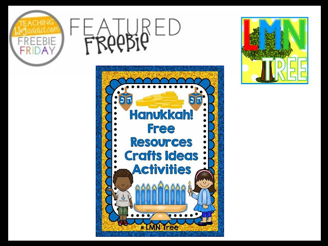 http://arlenesandberg.blogspot.com/2013/11/hanukkah-free-resources-craft-ideas.html