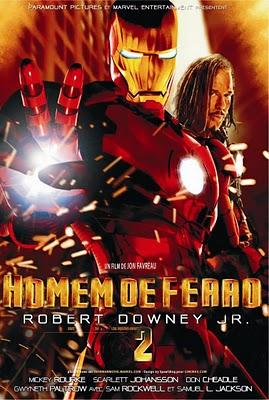 Baixar Filme Homem de Ferro 2 DVDRip Dublado