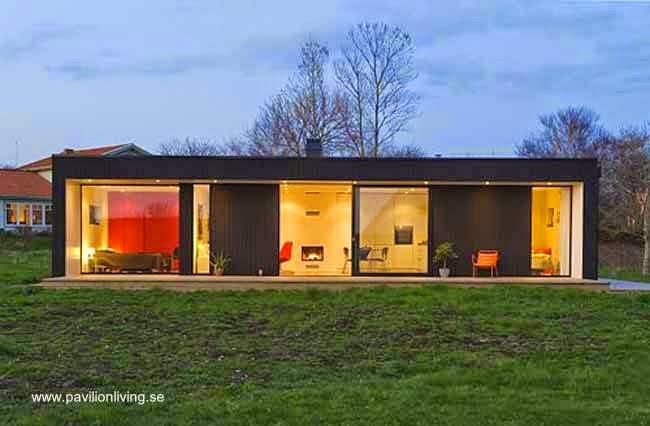 Arquitectura de casas 11 modelos de casas prefabricadas for Modelos de zapateras de madera modernas