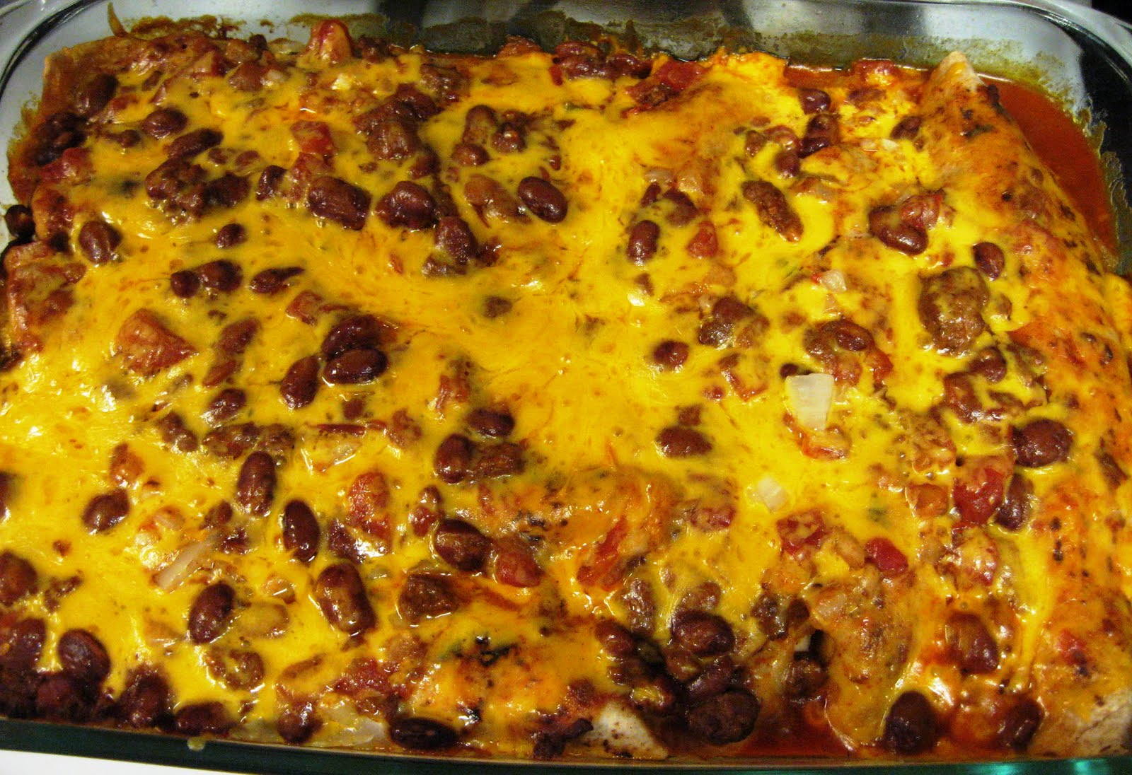 Debbi Does Dinner... Healthy & Low Calorie: Chili Dog Casserole