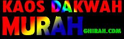 KAOS DAKWAH MURAH