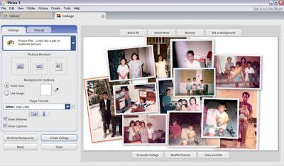 Membuat Foto Menjadi Video dengan Picasa4