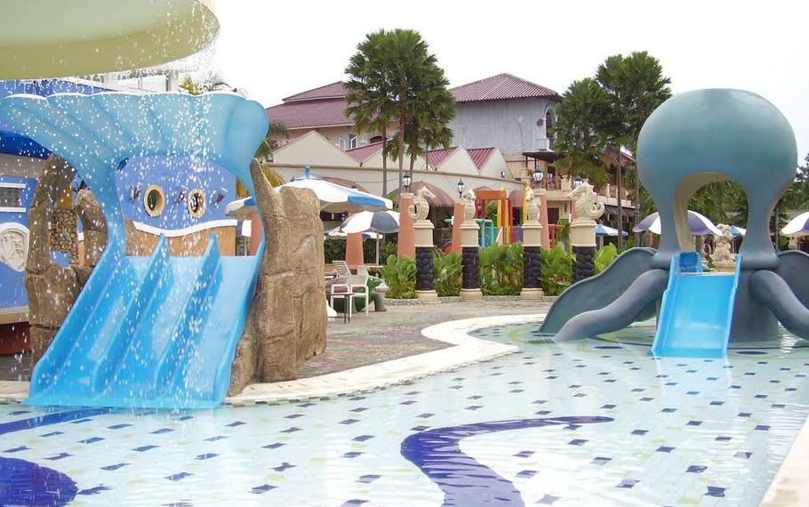 Tempat Wisata di Bogor dan Sekitarnya Marcopolo Water Adventure