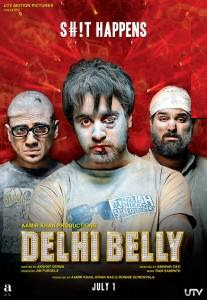 Delhi Belly (2011) - Hindi Movie